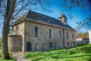 St. Laurentii Kirche in Calbe am Lorenz