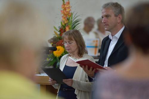 Amtseinführung Jürgen Kohtz
