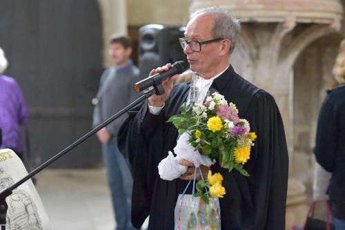 Amtseinführung Pfarrer Kohtz