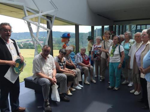 Gemeindeausflug am 25.Juni 2016 zur Arche Nebra